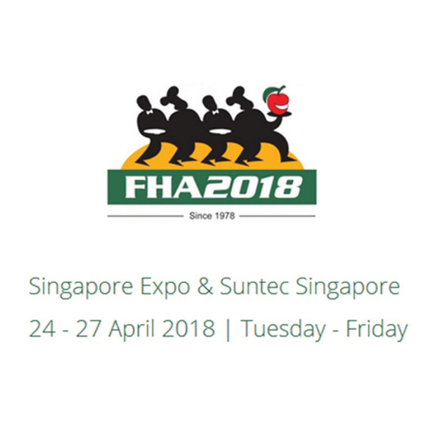 FHA 2018 Singapore Expo & Suntec Singapore